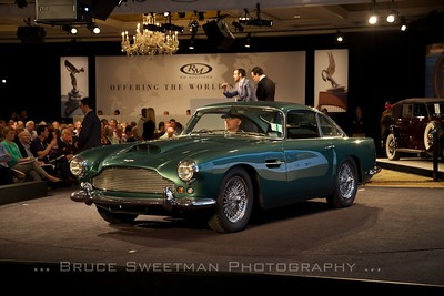 Sold !!   1960 Aston Martin DB4