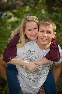 Melissa and Nate Engagement