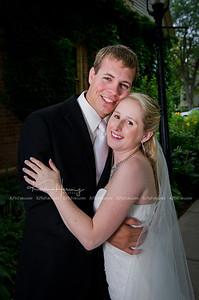 Nathan and Melissa Wedding