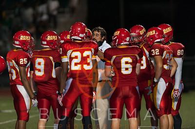 CCHS vs Helix Varsity Football 9-14-2012