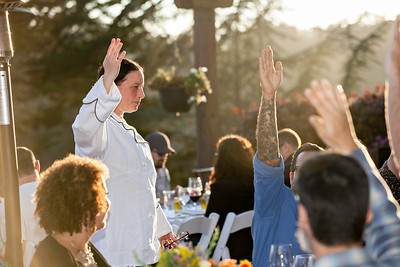 Chaminade Resort and Spa Farm to table wine dinner - September 2014-31