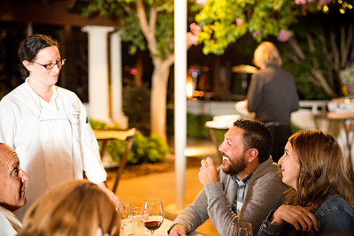 Chaminade Resort and Spa Farm to table wine dinner - September 2014-146