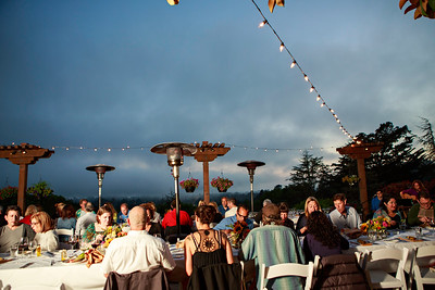 Chaminade Resort and Spa Farm to table wine dinner - September 2014-63