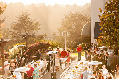 Chaminade Resort and Spa Farm to table wine dinner - September 2014-15