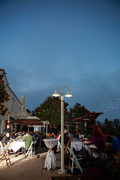 Chaminade Resort and Spa Farm to table wine dinner - September 2014-61