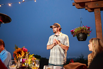 Chaminade Resort and Spa Farm to table wine dinner - September 2014-71