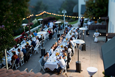 Chaminade Resort and Spa Farm to table wine dinner - September 2014-53