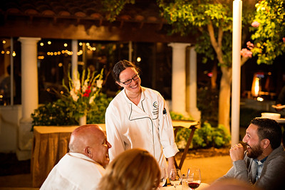 Chaminade Resort and Spa Farm to table wine dinner - September 2014-147