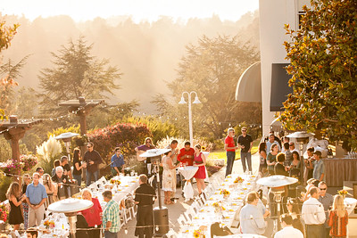 Chaminade Resort and Spa Farm to table wine dinner - September 2014-7