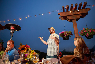 Chaminade Resort and Spa Farm to table wine dinner - September 2014-74