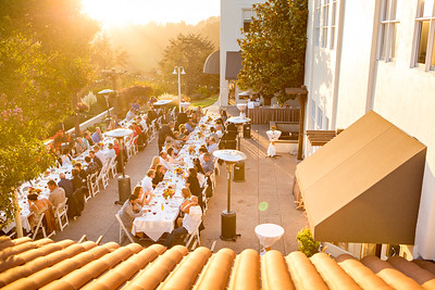 Chaminade Resort and Spa Farm to table wine dinner - September 2014-38