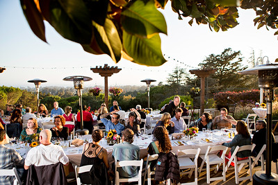 Chaminade Resort and Spa Farm to table wine dinner - September 2014-32