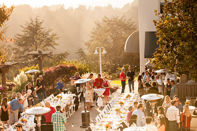 Chaminade Resort and Spa Farm to table wine dinner - September 2014-6