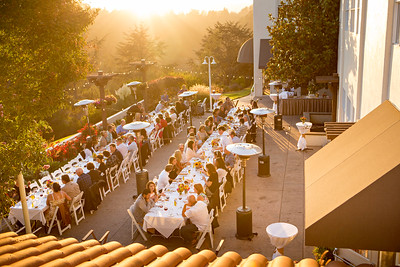 Chaminade Resort and Spa Farm to table wine dinner - September 2014-35