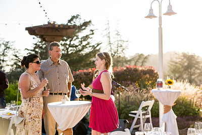 Chaminade Resort and Spa Farm to table wine dinner - September 2014-16