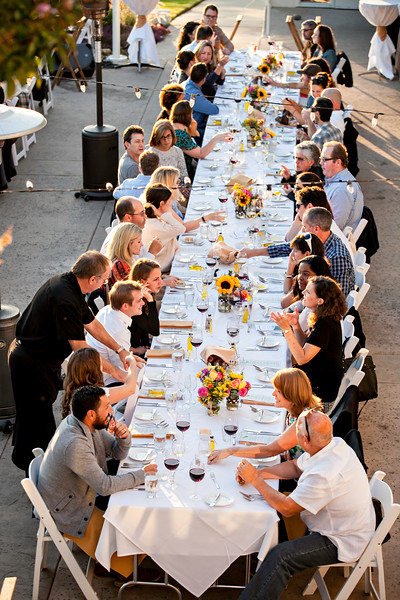 Chaminade Resort and Spa Farm to table wine dinner - September 2014-39