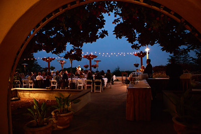 Chaminade Resort and Spa Farm to table wine dinner - September 2014-77