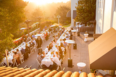 Chaminade Resort and Spa Farm to table wine dinner - September 2014-44