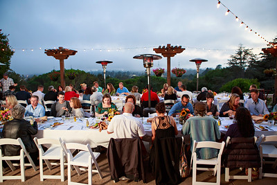 Chaminade Resort and Spa Farm to table wine dinner - September 2014-62
