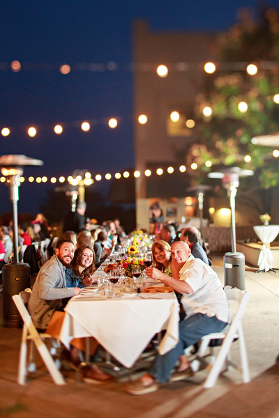 Chaminade Resort and Spa Farm to table wine dinner - September 2014-82