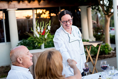 Chaminade Resort and Spa Farm to table wine dinner - September 2014-49