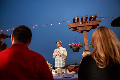 Chaminade Resort and Spa Farm to table wine dinner - September 2014-73