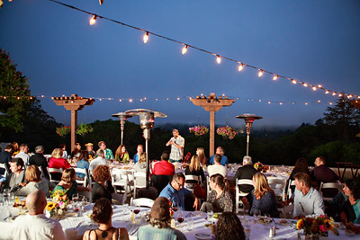 Chaminade Resort and Spa Farm to table wine dinner - September 2014-69