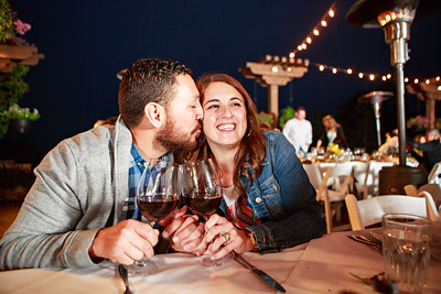 Chaminade Resort and Spa Farm to table wine dinner - September 2014-89