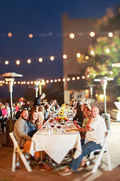 Chaminade Resort and Spa Farm to table wine dinner - September 2014-81