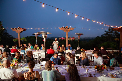 Chaminade Resort and Spa Farm to table wine dinner - September 2014-70