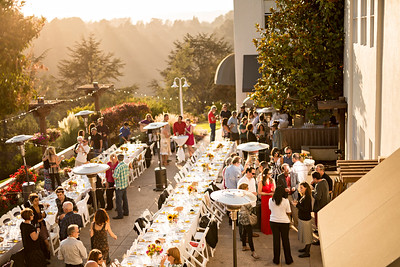 Chaminade Resort and Spa Farm to table wine dinner - September 2014-10