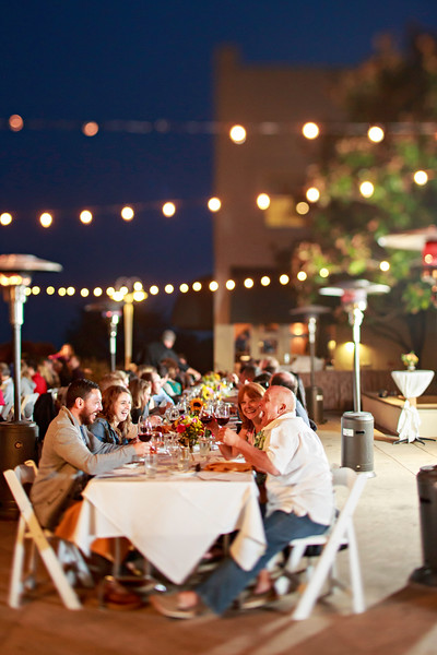 Chaminade Resort and Spa Farm to table wine dinner - September 2014-83