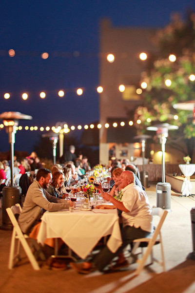 Chaminade Resort and Spa Farm to table wine dinner - September 2014-84