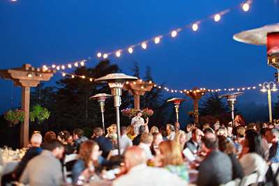 Chaminade Resort and Spa Farm to table wine dinner - September 2014-78