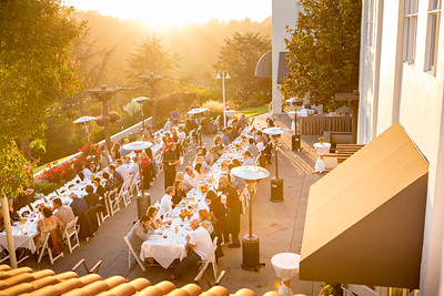 Chaminade Resort and Spa Farm to table wine dinner - September 2014-37