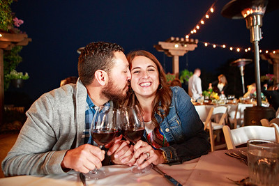 Chaminade Resort and Spa Farm to table wine dinner - September 2014-88