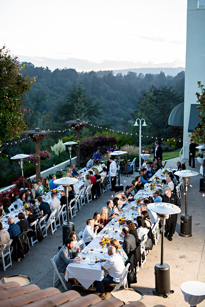 Chaminade Resort and Spa Farm to table wine dinner - September 2014-52