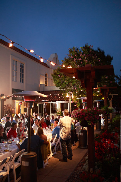Chaminade Resort and Spa Farm to table wine dinner - September 2014-76