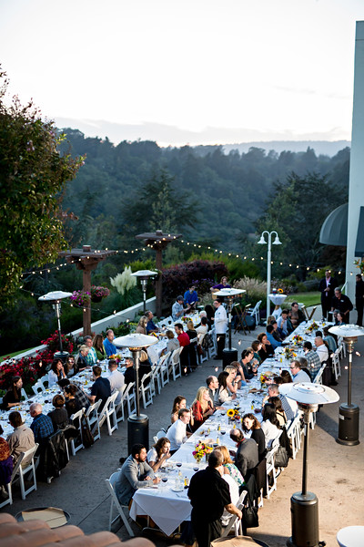 Chaminade Resort and Spa Farm to table wine dinner - September 2014-51