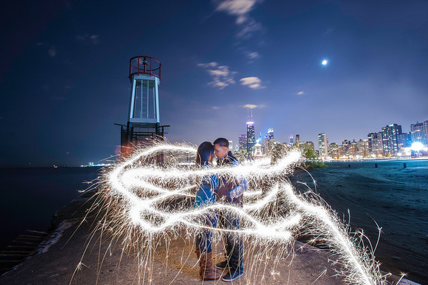 Chely & Robert: {engaged}!