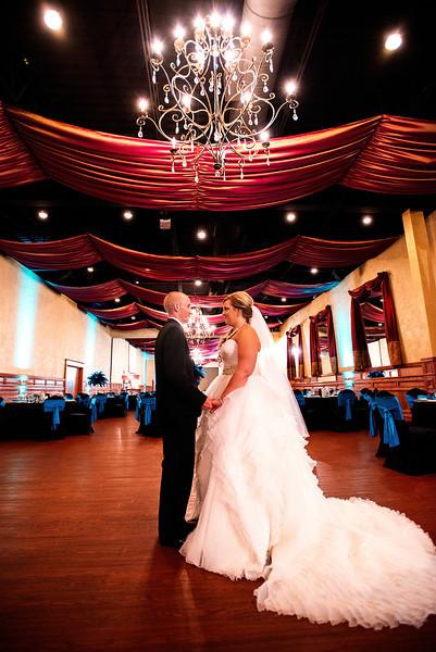 Cheri & Ryan: {married}