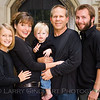 Christa, Mike & Family : Family portrait session