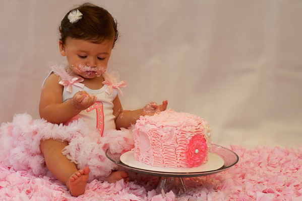 Christina's 1st Birthday