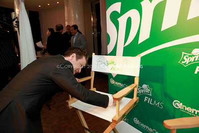 Sprite Green Room