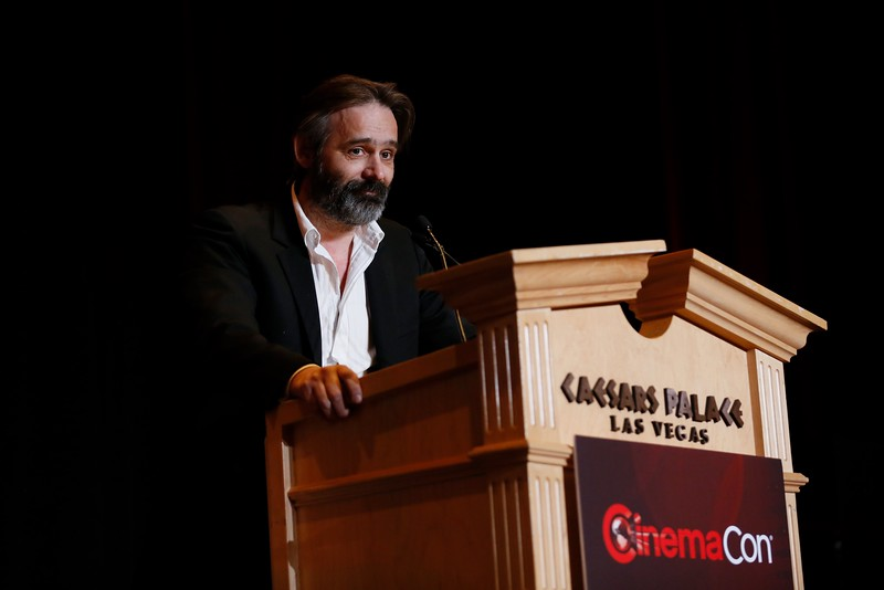 CinemaCon 2015 International Day