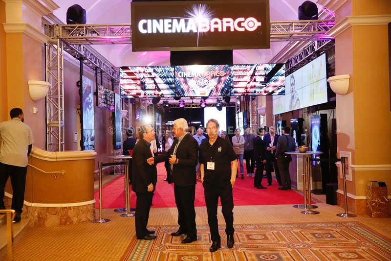 The Trade Show and Suites at CinemaCon 2017