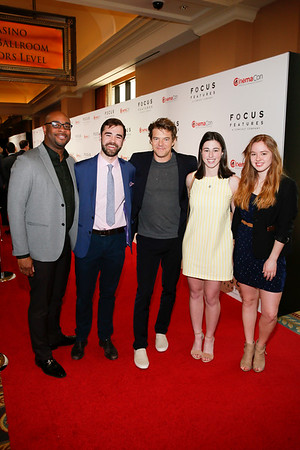 Coca-Cola and Regal Films Program at the Focus Features luncheon at CinemaCon 2018