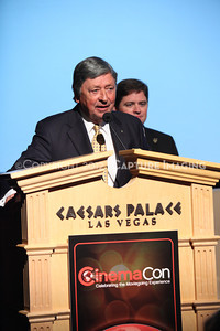 1204086-027    LAS VEGAS - APRIL 24: The All-Industry Breakfast during the 2012 CinemaCon Convention held at Caesars Palace on April 24, 2012 in Las Vegas, Nevada.  (Photo by Ryan Miller/Capture Imaging)