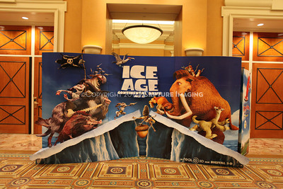 1204070-036    LAS VEGAS - APRIL 23: CinemaCon atmosphere images taken during the 2012 CinemaCon Convention held at Caesars Palace on April 23, 2012 in Las Vegas, Nevada.  (Photo by Ryan Miller/Capture Imaging)