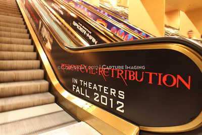 1204070-018    LAS VEGAS - APRIL 23: CinemaCon atmosphere images taken during the 2012 CinemaCon Convention held at Caesars Palace on April 23, 2012 in Las Vegas, Nevada.  (Photo by Ryan Miller/Capture Imaging)